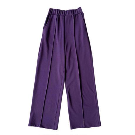 STEVIE・Jersey Center Tac Pants (0W24002J)