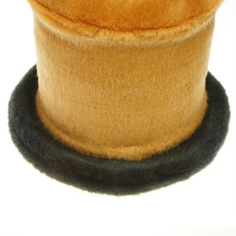 ミニラグ(骨壺カバーの敷物)/ サイズ:3寸 / 黒