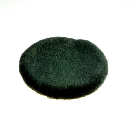 ミニラグ(骨壺カバーの敷物)/ サイズ:3寸・4寸 / 黒