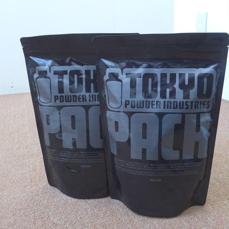 TOKYO POWDER INDUSTRIES(東京粉末) BLACK PACK