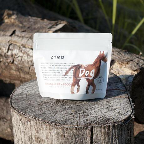ZYMOホースドライフード 100g