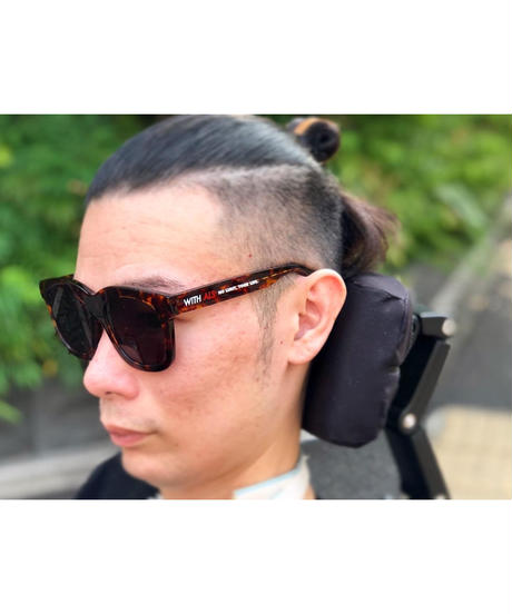INARI EYEDENTITY ×WITH ALS《LIMITED15》 コラボサングラス