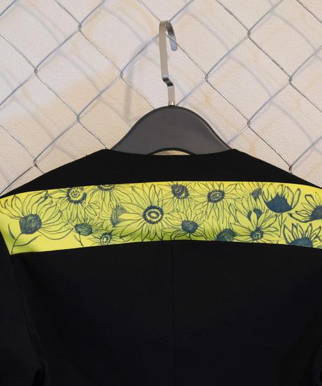 01BORDERLESS WEARジャケット Wearable ART×kanoco Sサイズ