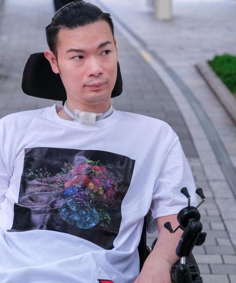 EVERYONE, CHALLENGER.チャリティーTシャツ(ICE ver)