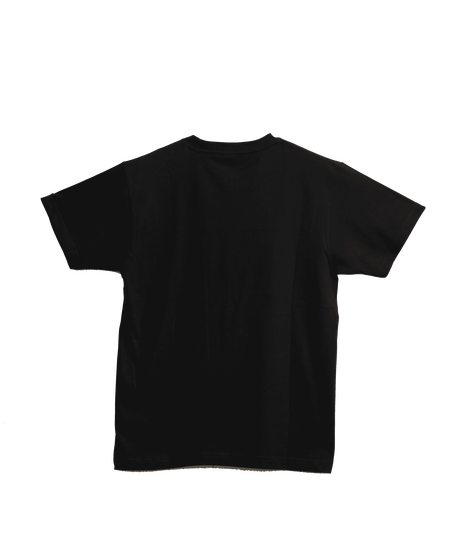 KEEP MOVING T-SHIRT (BLACK)