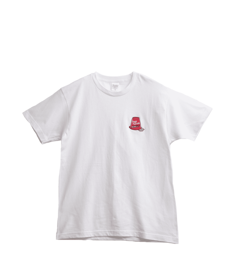 KEEP MOVING T-SHIRT (WHITE)