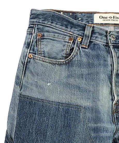 105XX  PAINTER PANTS         Size SMALL     #001