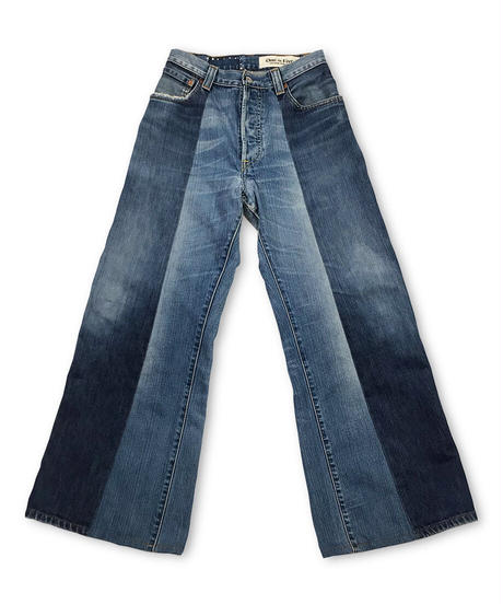105XX BAGGY     INDIGO         Size  X-SMALL #001