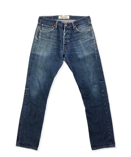 105XX TAPERED      INDIGO         Size  SMALL 32in.   #005