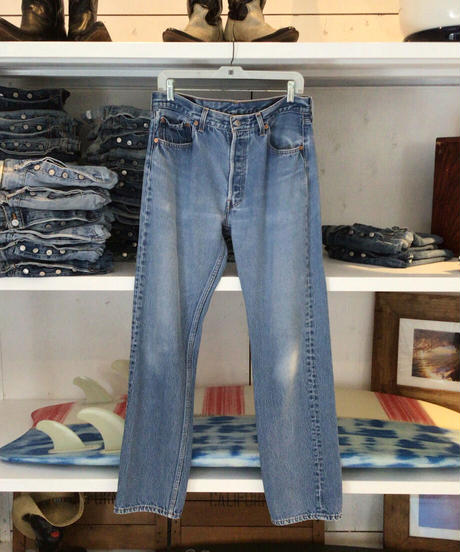 Levi's 501 Regular  MADE IN USA    Size W33 L32 #002