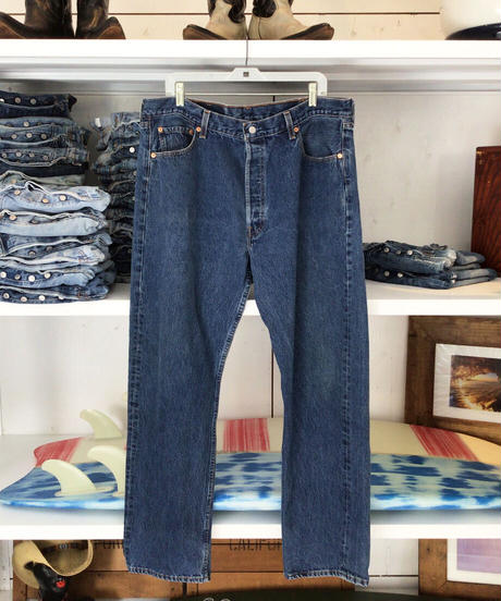 Levi's 501 Regular  MADE IN USA    Size W38 L31 #007