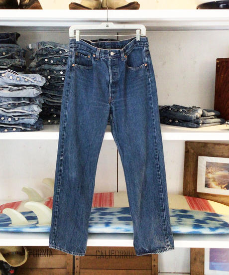 Levi's 501 Regular  MADE IN USA    Size W32 L30 #001