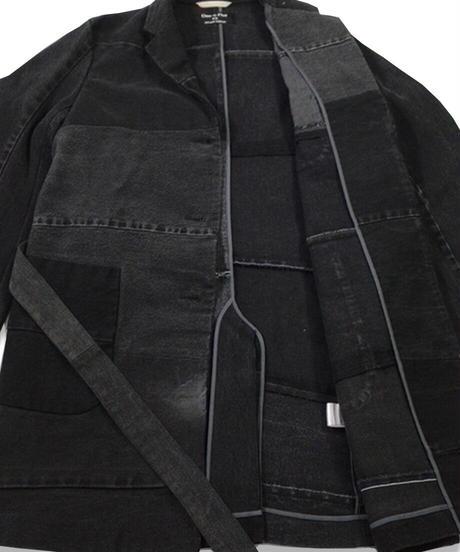 105XX SHOP  COAT  BLACK SMALL  #001