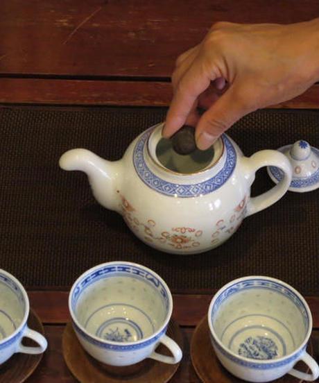 菊花香小沱茶