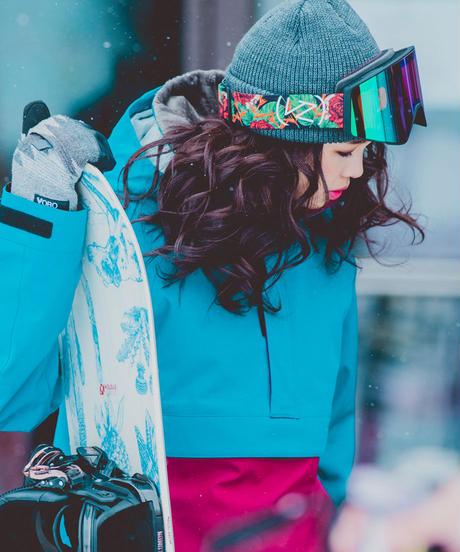Anorak Jacket - Blue