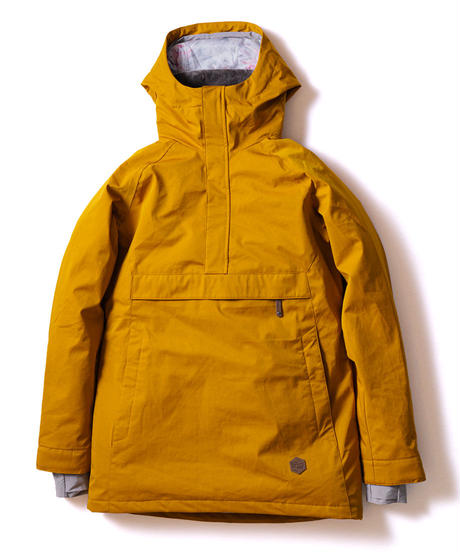 Anorak Jacket - Mustard