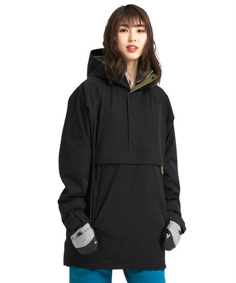 Anorak Jacket - Black