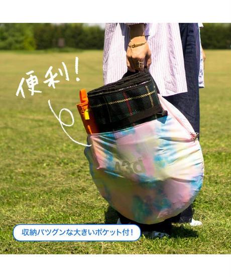 ポップアップテント -レギュラーサイズ 2人用 / TIE DYE