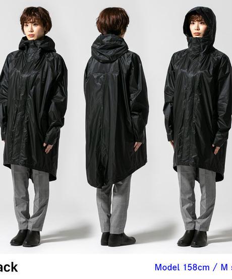 DLITE レインコート - Black
