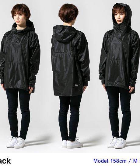 DLITE アノラックレインジャケット - Black