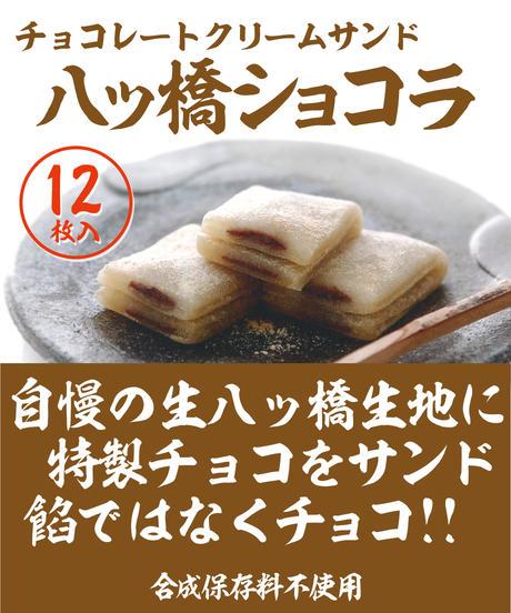 【12枚入】 八ッ橋ショコラ