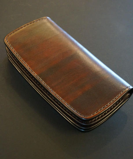 wood brown ツートンRロング
