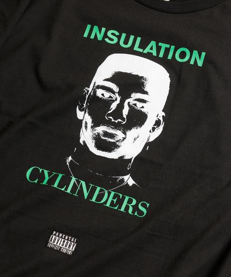【全2色】JieDa ジエダ / FACE TEE フェイス Tシャツ / Jie-21S-CT03-B