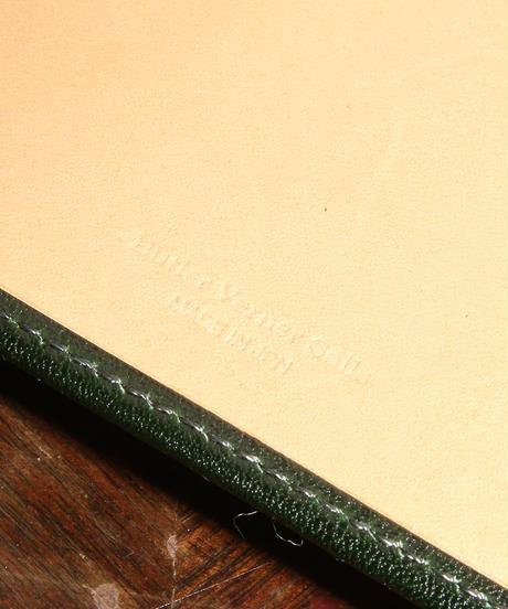 【全3色】Butler Verner Sails バトラーバーナーセイルズ / キップレザー名刺ケース / JW-1586