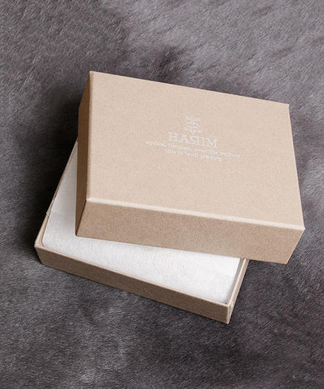 HARIM ハリム / FEATHER CENTER L OX CODE / HRT001 OX CODE