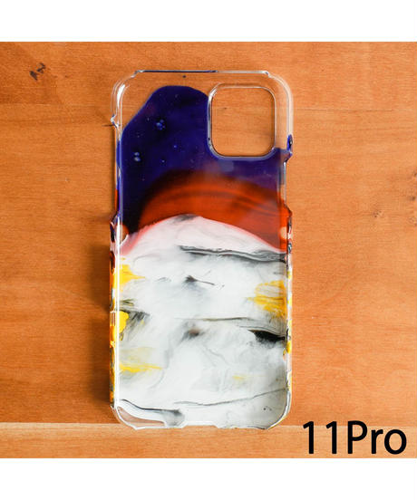 ideas and PAINTING / iPhoneケース(11Pro) / 11PRO-MIX9-20201110