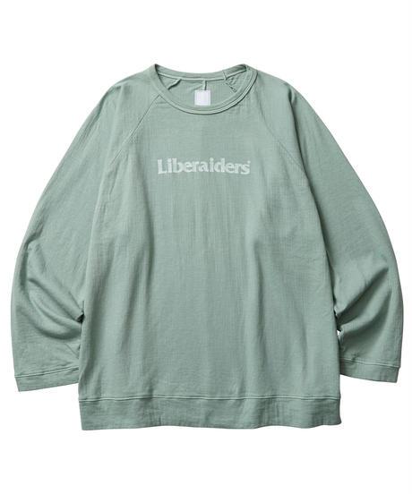 LIBERAIDERS リベレイダース / 2LAYER CREWNECK 2レイヤー クルーネック ロングTシャツ ロンT / 753052001
