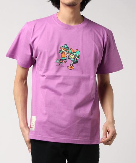 SEVESKIG セヴシグ / T-SHIRT(NEZUMI) ネズミプリントTシャツ / CT-SV-ZS-1015