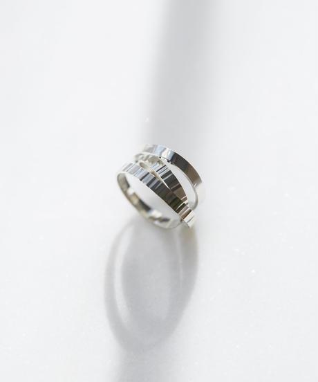 Pressed free ring
