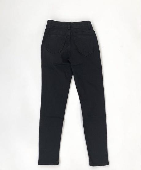 Black Skinny Pants〈20-110136〉
