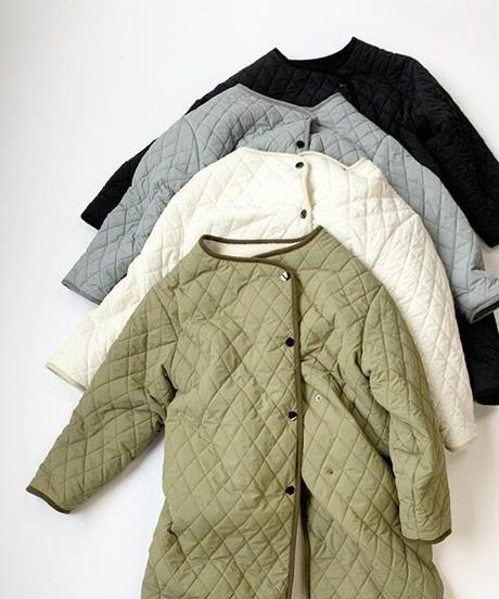 Reversible Boa Coat〈20-880213〉