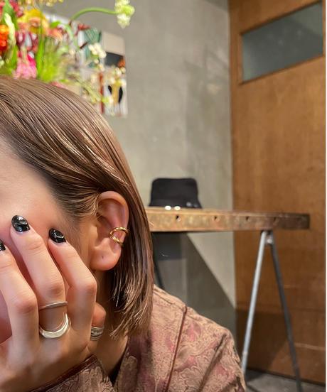Double Line Ear Cuff〈21-910133〉