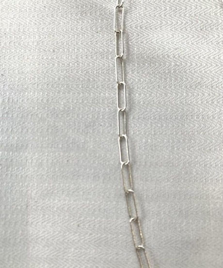 Silver925 Chain Necklace〈20-910040〉