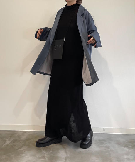 Sheer Turtle Onepiece〈21-440101〉