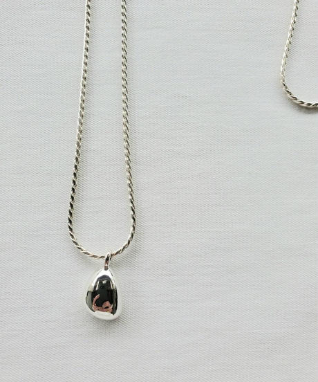 Silver925 Long Necklace〈20-910041〉