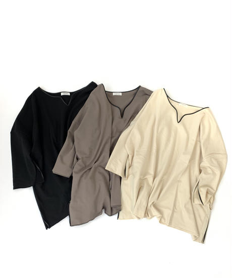 Piping Slit Tops〈20-660187〉