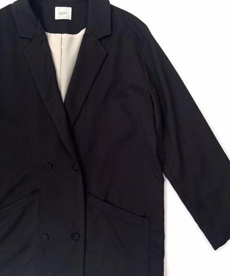 Twill Satin Jacket〈21-880142〉