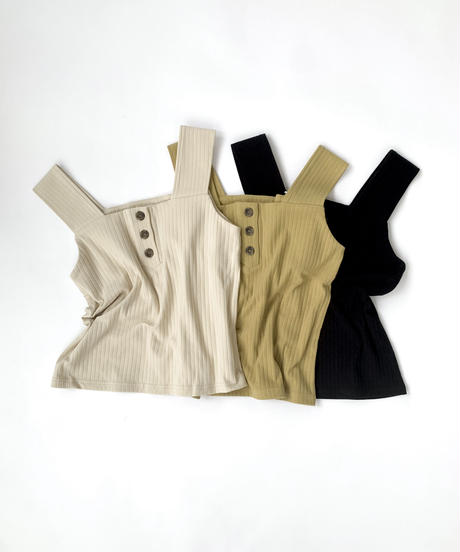 2way Wide Lib Camisole〈20-660082〉