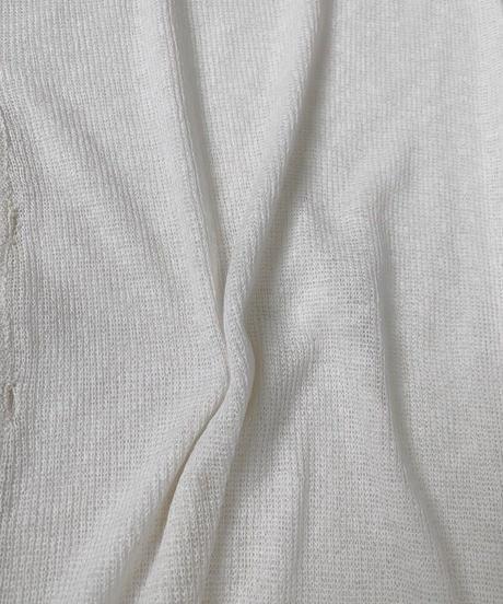 Double Slit Knit OP〈20-550152〉