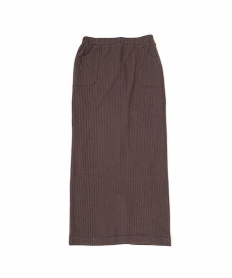 Check Skirt〈21-330125〉