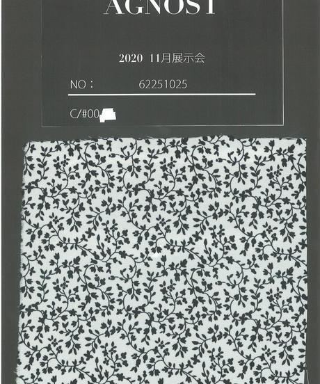 62251025 _ フラワーチップマキシスカート