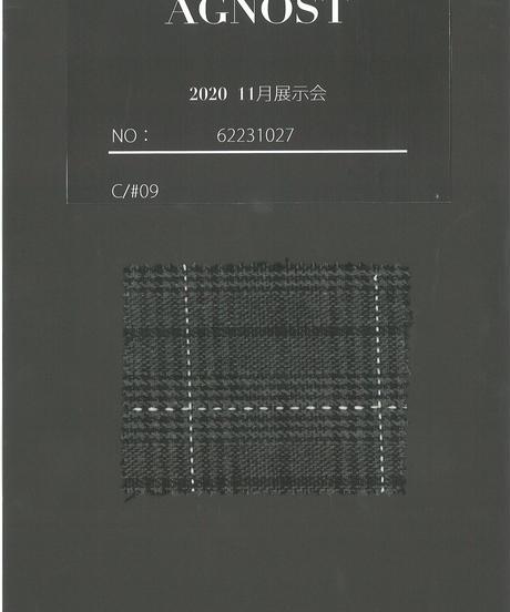 62231027 _ チェックダブルジャケット