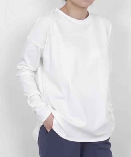 66411133 _ ベーシックロングTシャツ