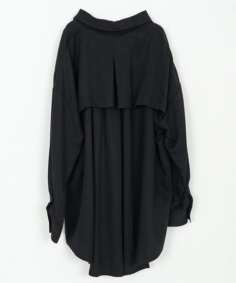 66241109 _ バックディテールワークシャツジャケット