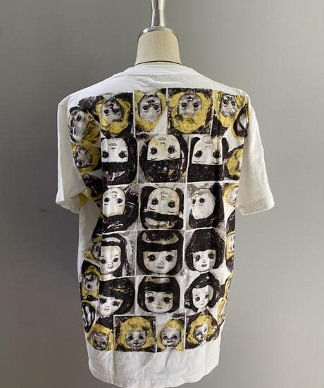フタゴ女&ナク女tシャツ