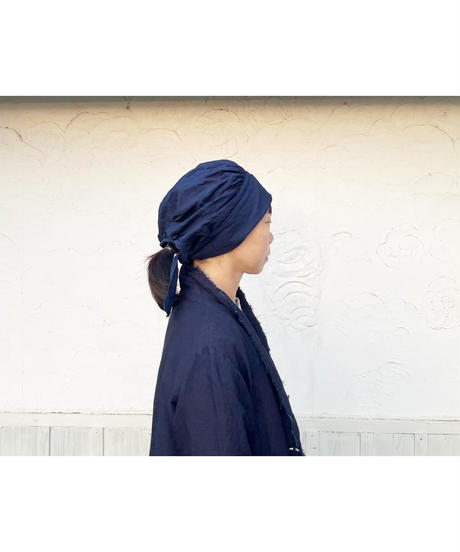 ノラ帽子 正藍染